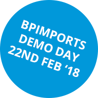 Demo Day - 22nd February 2018