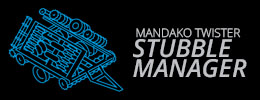 Stubble Manager / Twister - Mandako