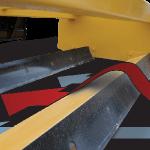 Reversible Hardened Cutting Edge