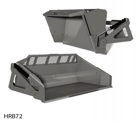 High Dump Bucket Standard Attachment