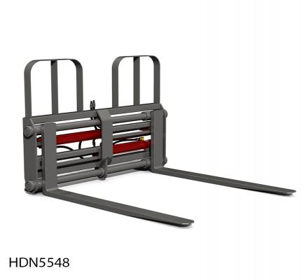 Power Tine Pallet Fork Attachment