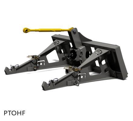 PTO Adaptor 3-Point Hitch Attachment
